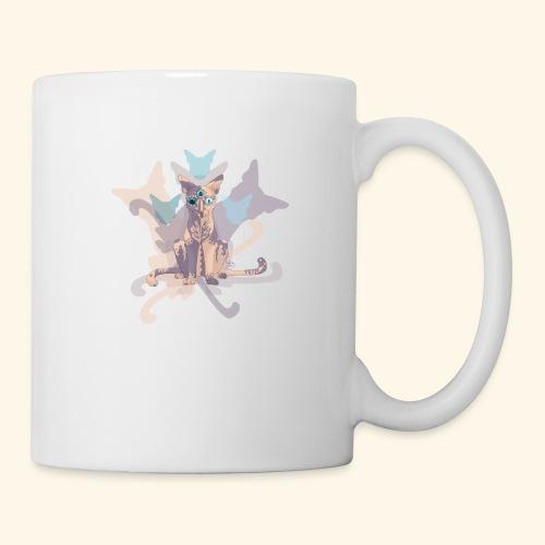 Feline of Obscure Symmetry - Coffee/Tea Mug
