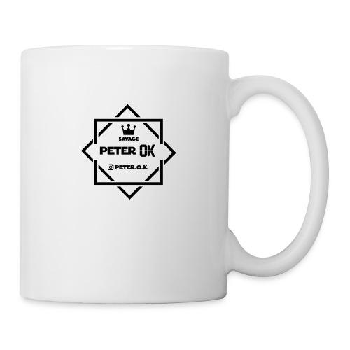 Brand PeterOK Merchandise - Coffee/Tea Mug