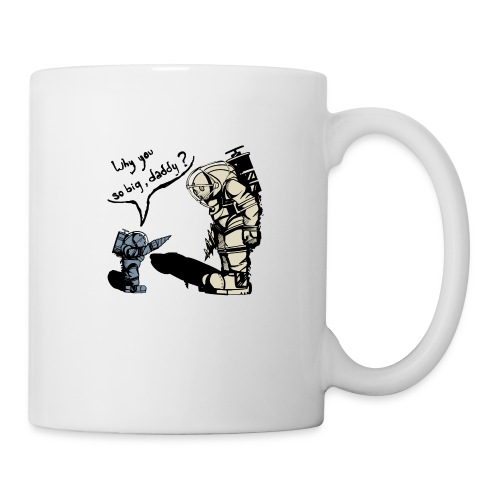 Big Daddy - Coffee/Tea Mug