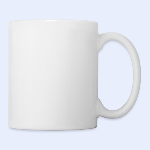 White NightGrounds Title - Coffee/Tea Mug