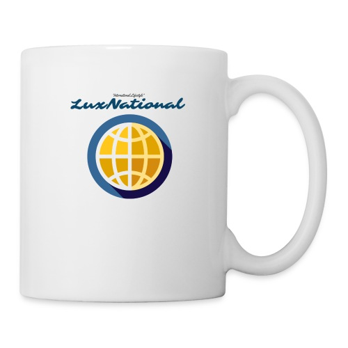 Lux National Merchandise - Coffee/Tea Mug