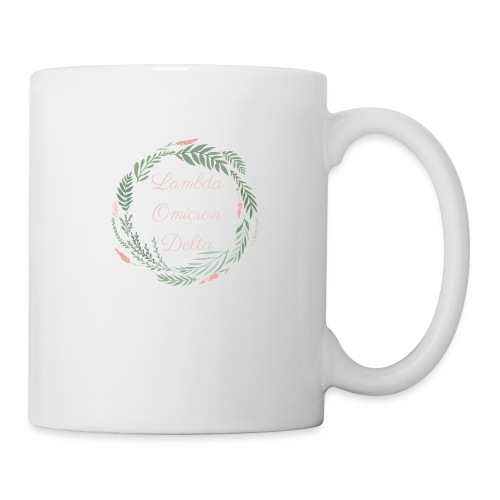 LOD Flower Wreath 1 - Coffee/Tea Mug