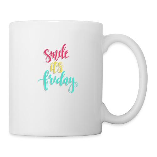Smile its Friday - Coffee/Tea Mug