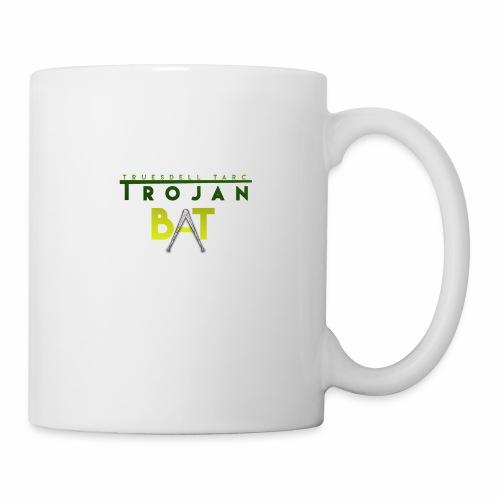 New Trojan Bat Logo - Coffee/Tea Mug