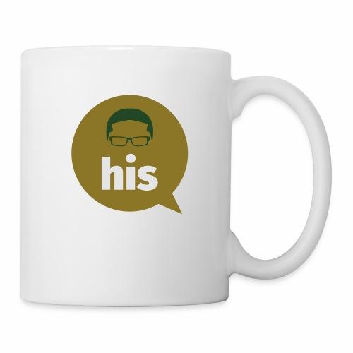 His and Hers Unit Shirt - Coffee/Tea Mug