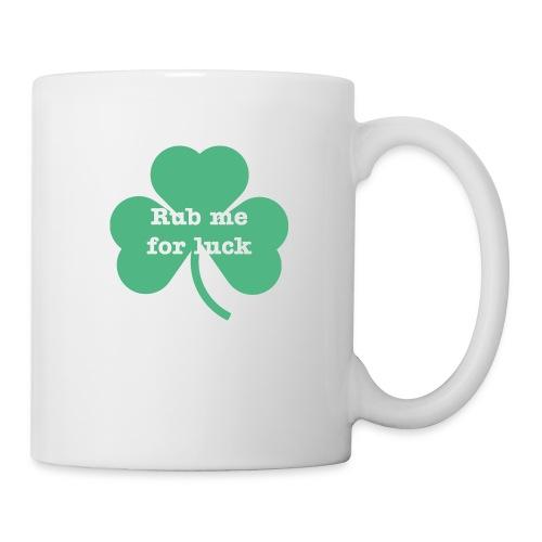 Rub me for luck - Coffee/Tea Mug