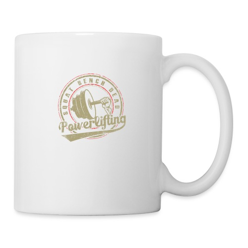 powerlifting - Coffee/Tea Mug