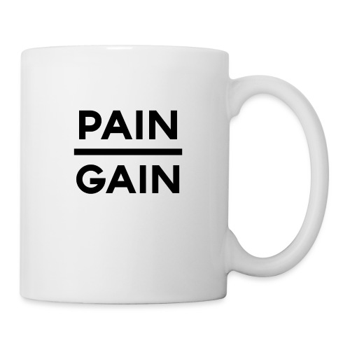 PAIN/GAIN - Coffee/Tea Mug