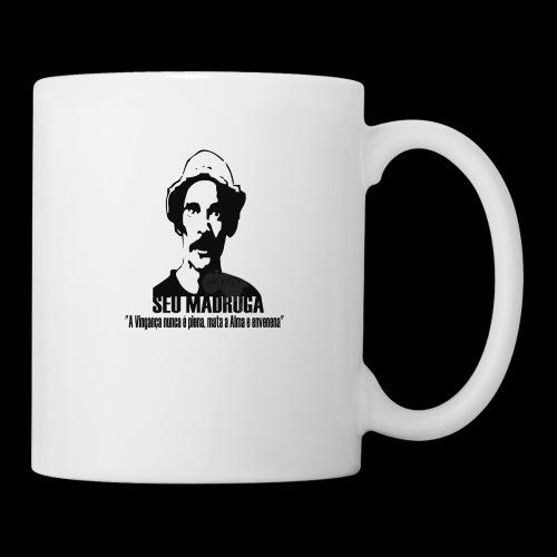 Camiseta seu madruga - Coffee/Tea Mug