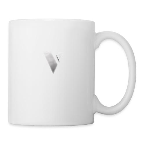 virtual merch logo - Coffee/Tea Mug