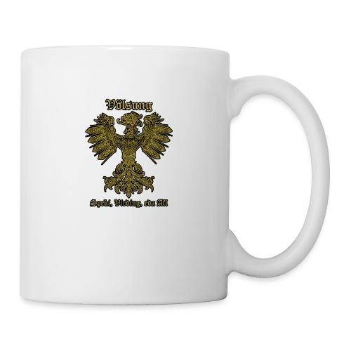 Völsung Eagle cases - Coffee/Tea Mug