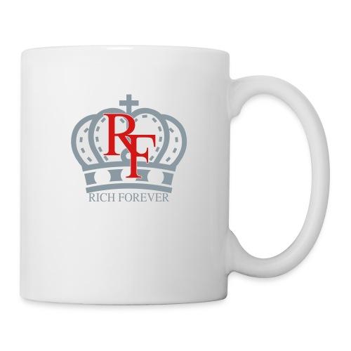 Rich forever Crown 3 5 - Coffee/Tea Mug