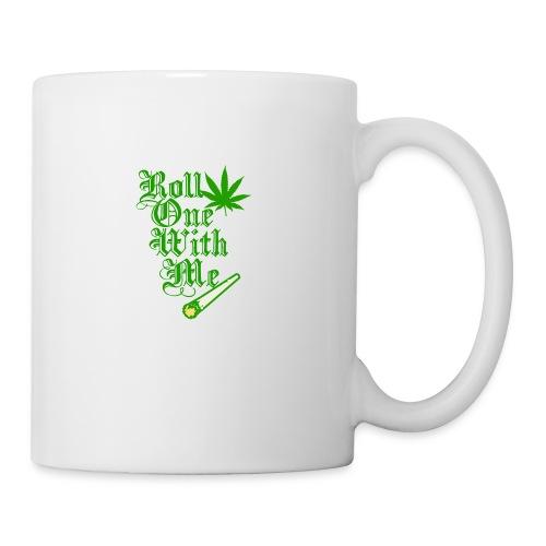 Roll One With Me - Coffee/Tea Mug