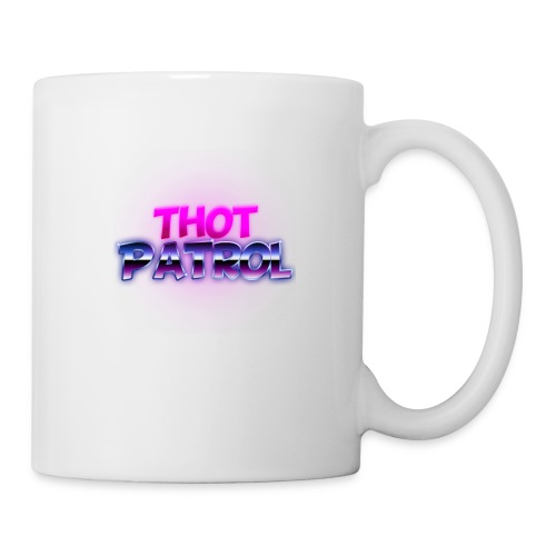 Thot Patrol - Shirt - Coffee/Tea Mug