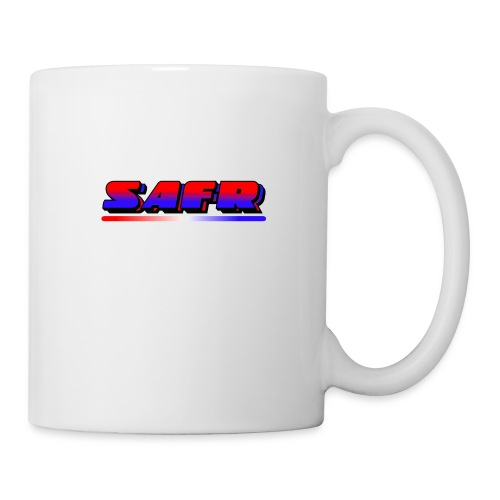 SAFR Logo - Coffee/Tea Mug