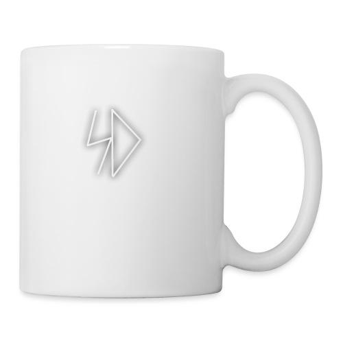 Sid logo white - Coffee/Tea Mug