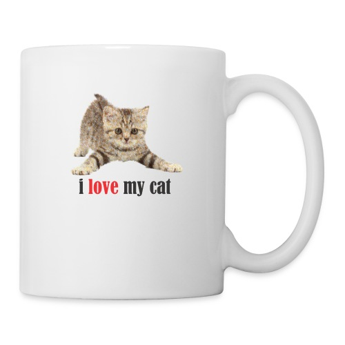 lovecat - Coffee/Tea Mug