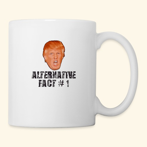 Alternative Fact # 1 - Coffee/Tea Mug
