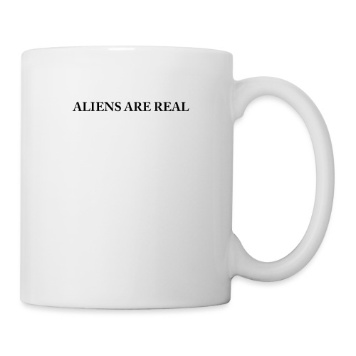 Aliens are Real - Coffee/Tea Mug