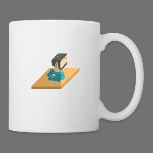 3D WillHead - Coffee/Tea Mug