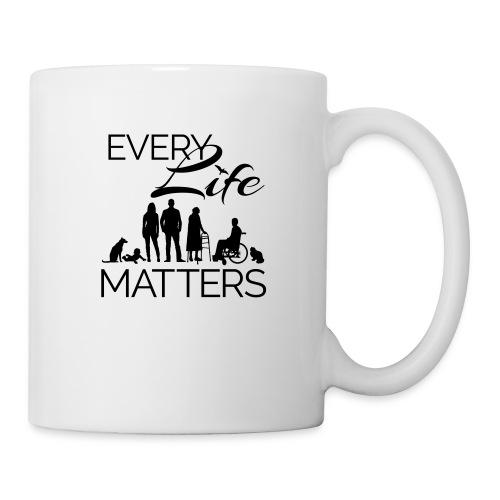 Every Life Matters - Coffee/Tea Mug