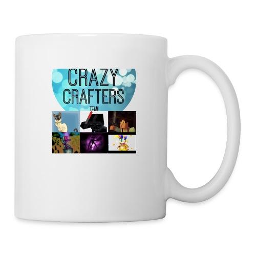 The crazy crafters - Coffee/Tea Mug