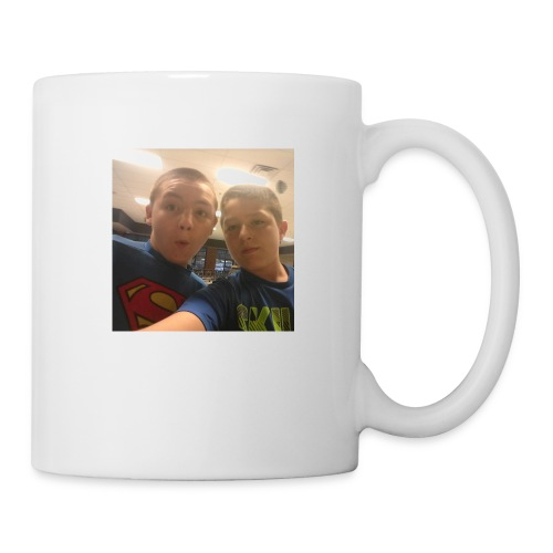 jacobs shirt/youtube partner - Coffee/Tea Mug