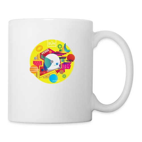 Cosmonaut DESIGN - Coffee/Tea Mug