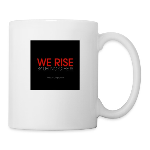 We rise - Coffee/Tea Mug