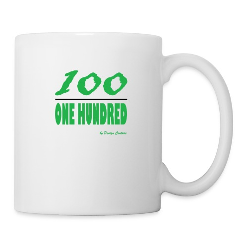 ONE HUNDRED GREEN - Coffee/Tea Mug
