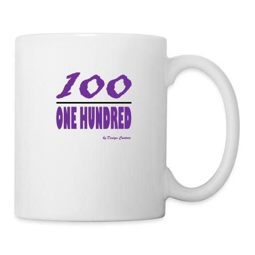 ONE HUNDRED PURPLE - Coffee/Tea Mug