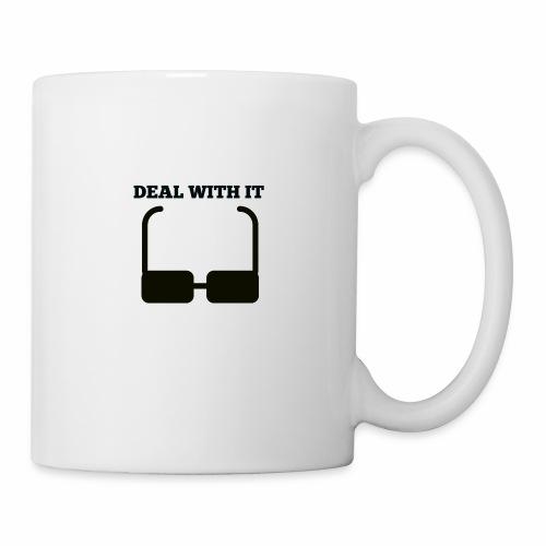 Deal with it - Coffee/Tea Mug