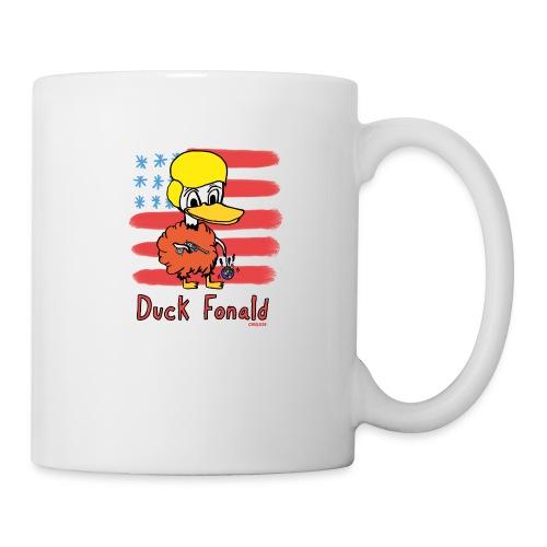Duck Fonald - Coffee/Tea Mug