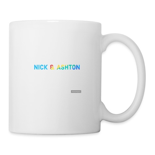 Nick and Ashton shop - Coffee/Tea Mug