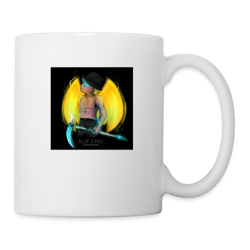 BlueJW GT T-Shirt - Coffee/Tea Mug