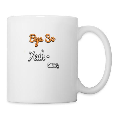 Bye So Yeah! - Coffee/Tea Mug