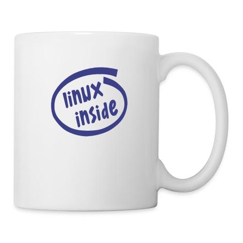 linux inside - Coffee/Tea Mug