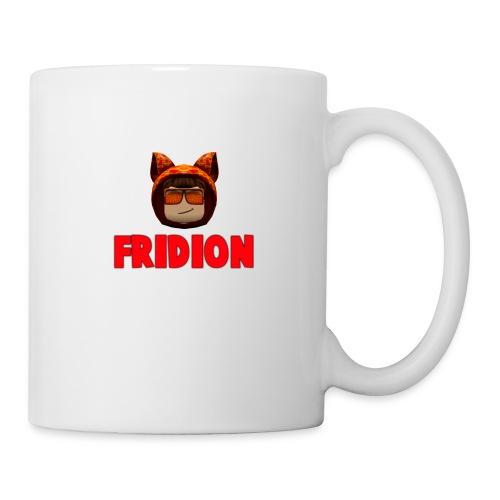 Fridion Button - Coffee/Tea Mug