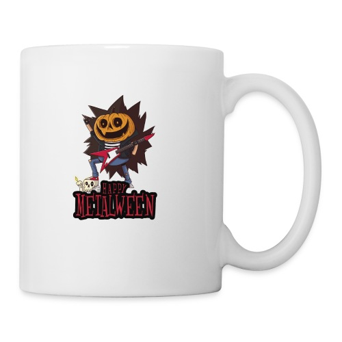 Happy Metalween - Coffee/Tea Mug