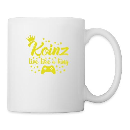 Live Like A King - Coffee/Tea Mug