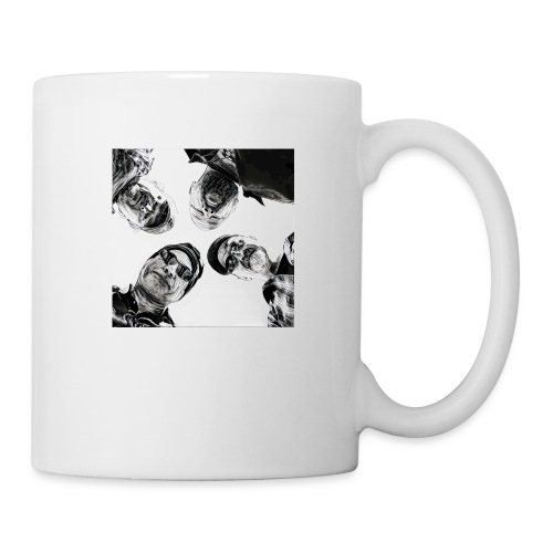 Crawdad Joe Circle shot - Coffee/Tea Mug