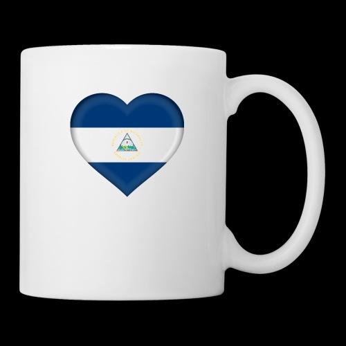 Nicaragua flag - Coffee/Tea Mug
