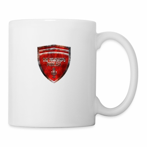 Warships Podcast Logo - Coffee/Tea Mug