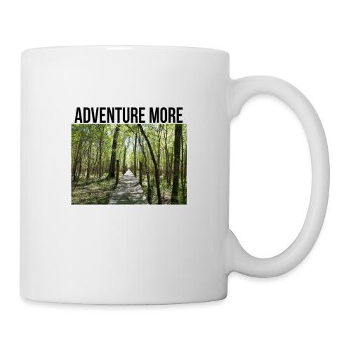adventure more - Coffee/Tea Mug