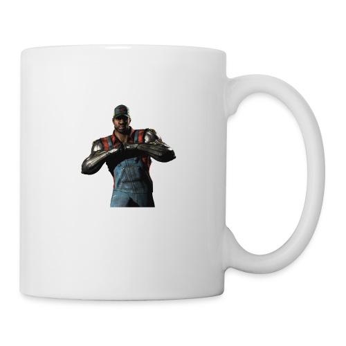 Jax X - Coffee/Tea Mug