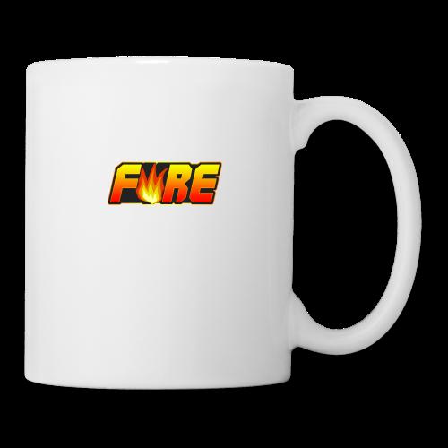 FyRe Logo - Coffee/Tea Mug