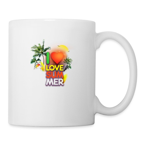 I love summer - Coffee/Tea Mug