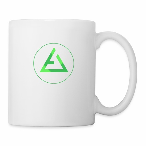 crypto logo branding - Coffee/Tea Mug