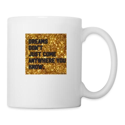 dreamy designs - Coffee/Tea Mug