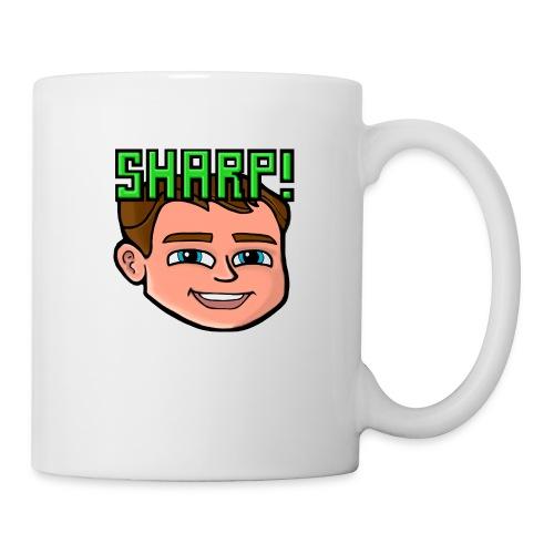 Sharp - Coffee/Tea Mug